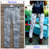 Thrifty Fashion - Bleach Your Jeans