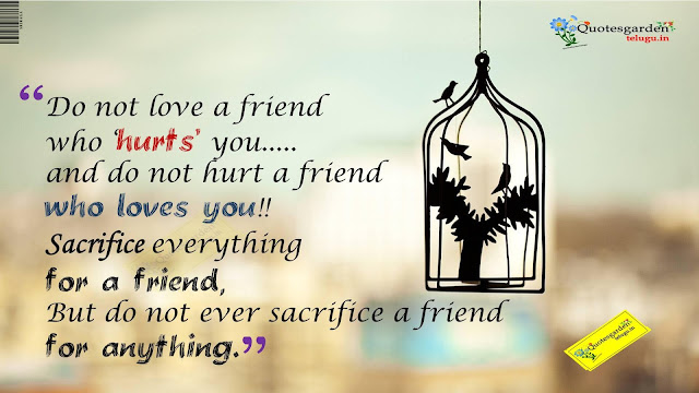 Best Heart Touching Friendship quotes with hd images 684