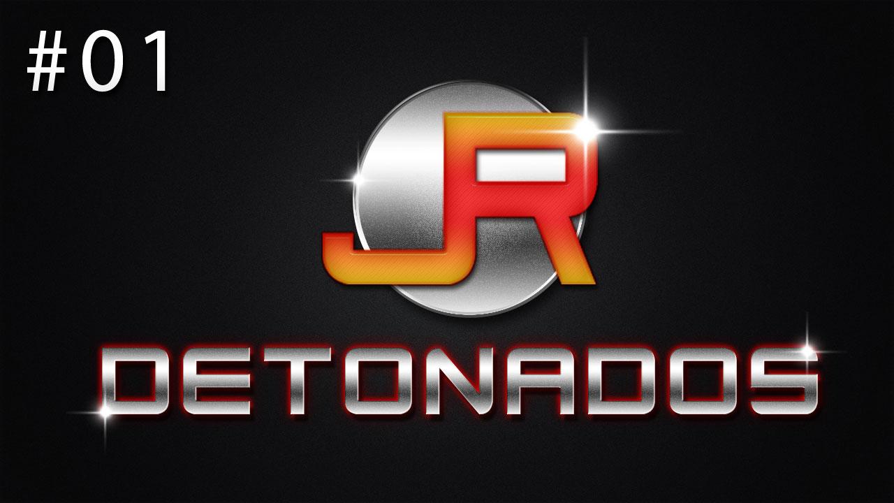 Como criar uma logo-marca usando o Photoshop CS5 (AULA 01 DE 02 ) HD