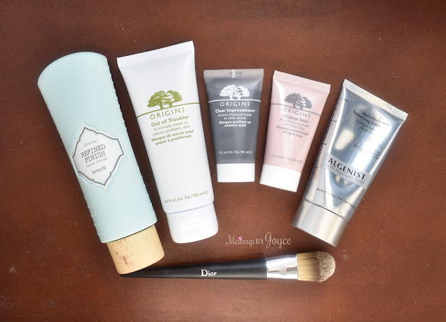 Origins Out of Trouble 10 Minute Mask To Rescue Problem Skin Review