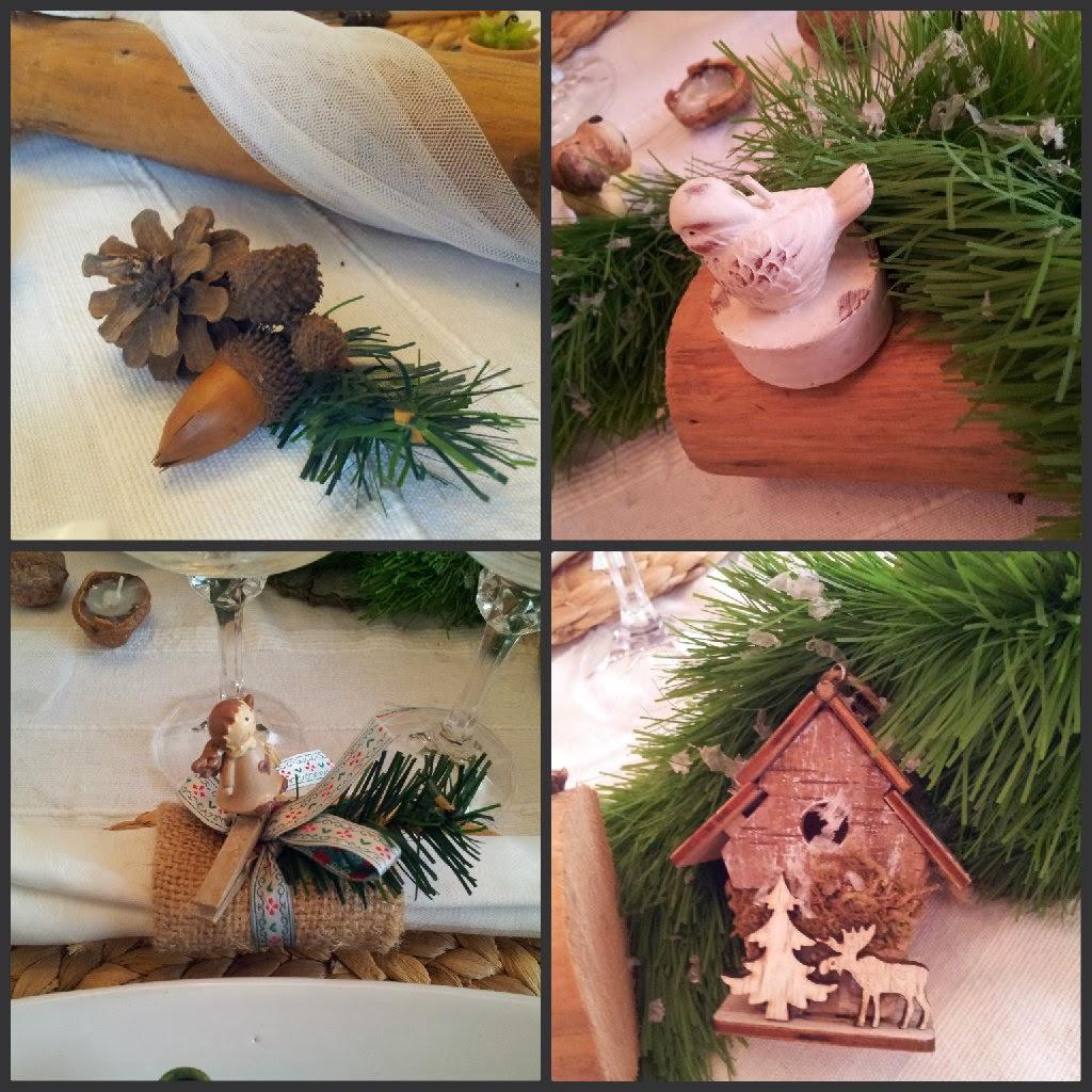 #994332 Des Tables Et Des Couleurs : Noël Rustique 5507 decorations de noel rustique 1024x1024 px @ aertt.com