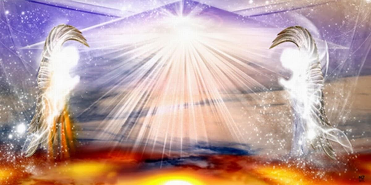 Oblicze twojego anioła ukazuje się zawsze, gdy ze szlachetnością odnosisz się do świata.