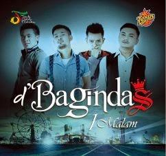 lirik lagu D'Bagindas - 1 Malam