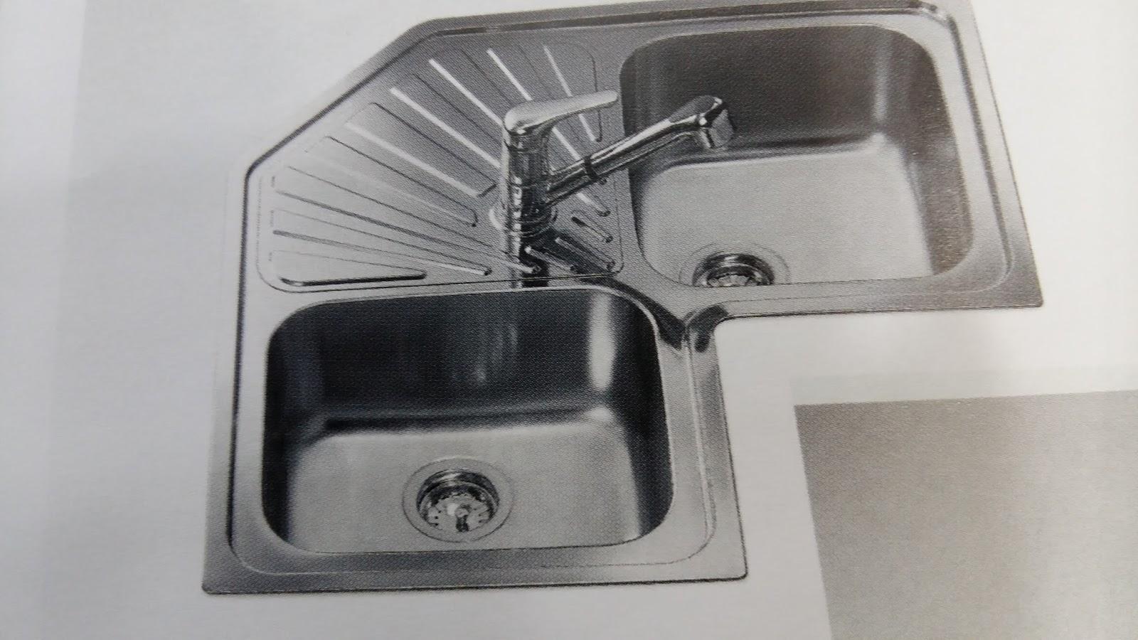 PLATHOO | Diseño de cocinas y baños 3D |: Zona de aguas : Fregaderos ...