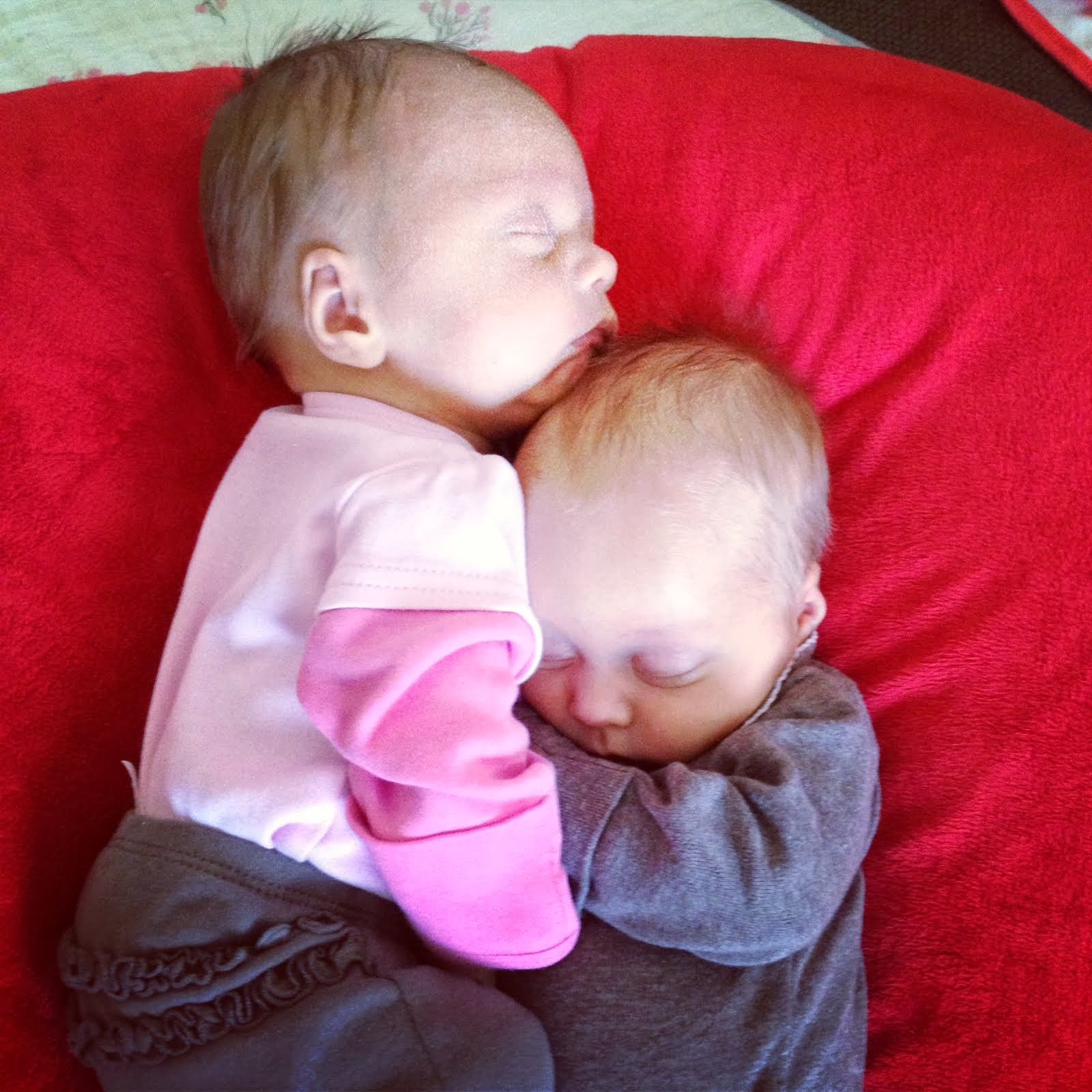 Twins - Kinley and Caris