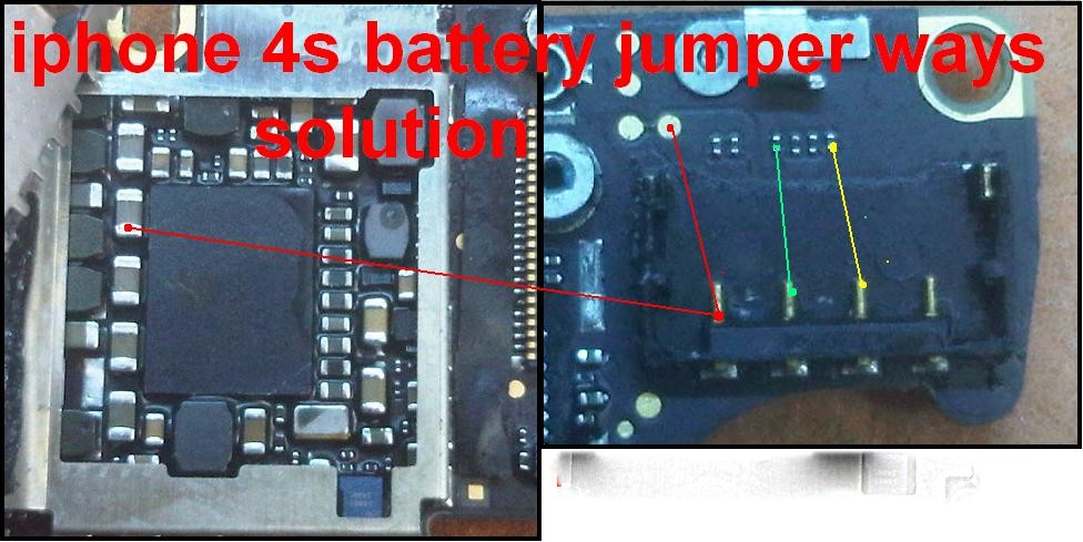 aaa: iphone 4s battery connector ways problem solution  aaa - blogger