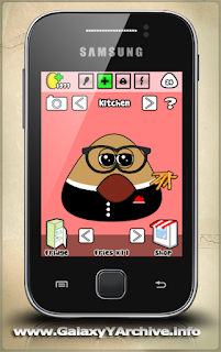 pou being very hungry wanting to be fed pou sleeping