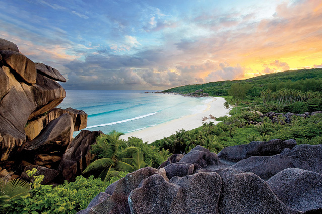 Grand Anse, Seychelles, Best beach in the world
