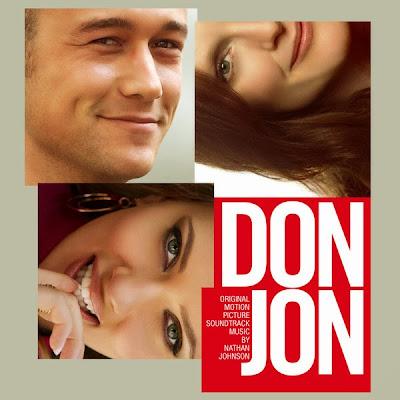 Nathan Johnson - Don Jon (Original Motion Picture Soundtrack) Cover