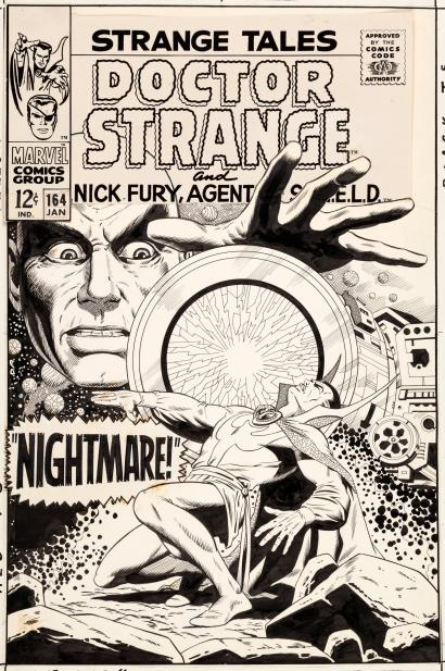 Cover Gallery: Strange Tales