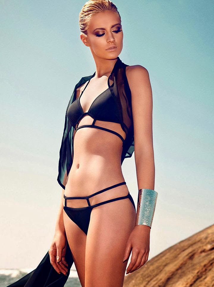 Bikinis & Swimwear for Spring and Summer Collection 2014