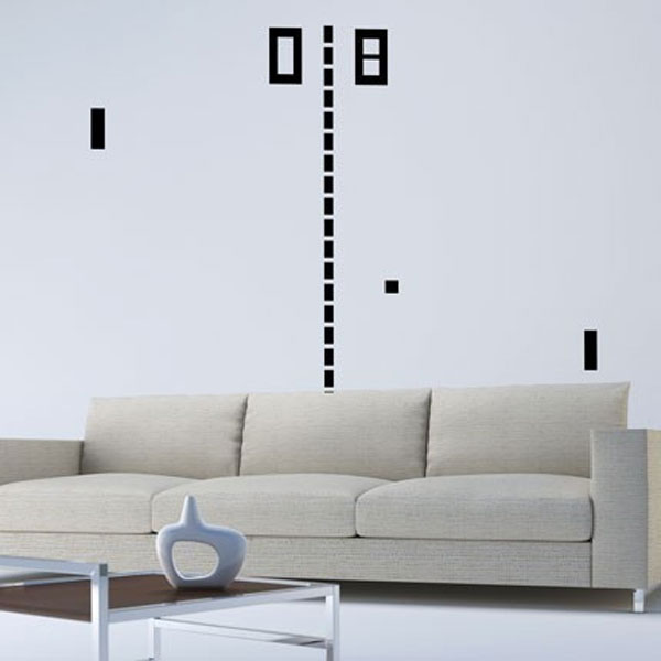 Vinyl wall decal art wall decor - Decorative wall sticker ...
