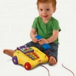 Flipkart: Buy Fisher-Price Laugh and Learn Counting Friends Phone at Rs.835