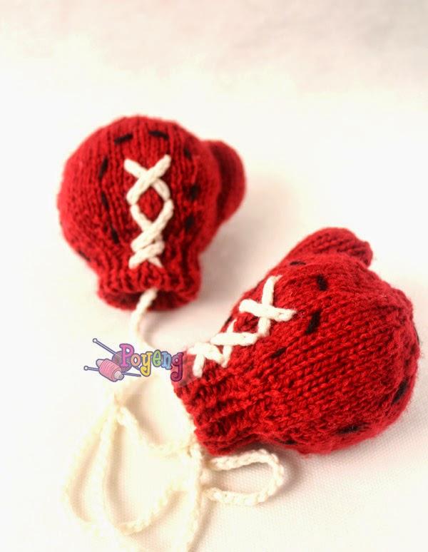 Ajeng Belajar Merajut Rajut Free Knitting Pattern Simple Baby