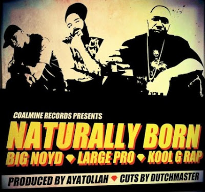 Big Noyd - Naturally Born (Ft. Large Professor & Kool G Rap)