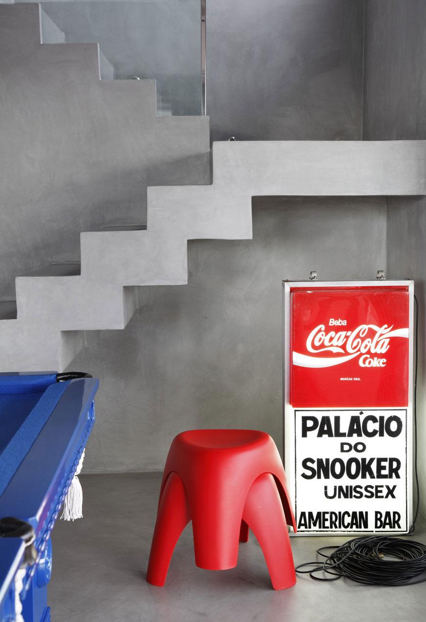 Modern Home Interiors Design Rr House Brazil