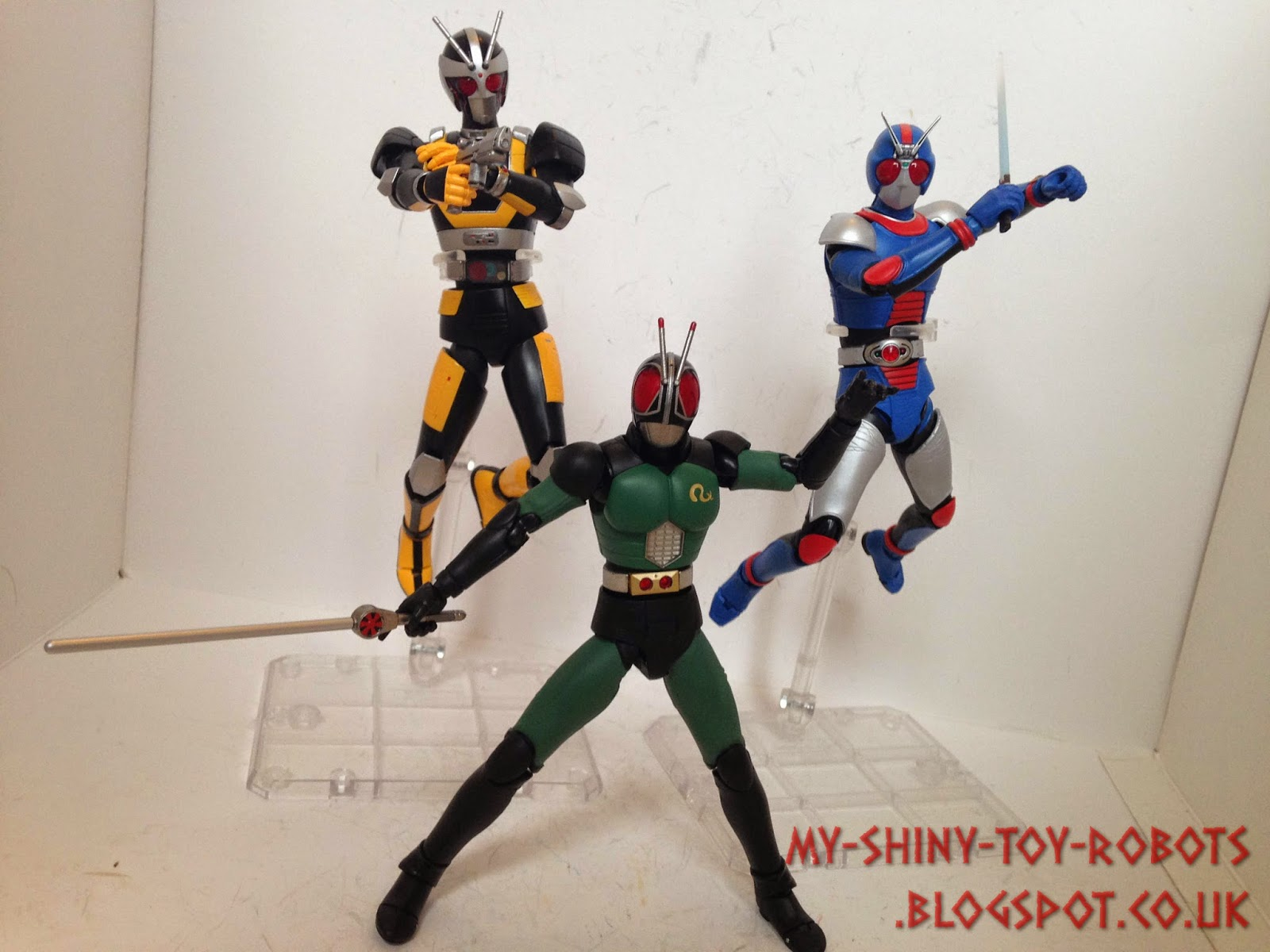 The three forms of Black RX