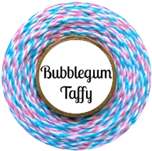 http://shop.anniespaperboutique.com/Bubblegum-Taffy-Trendy-Twine-Blue-White-Pink-Bakers-Twine-TT-102.htm