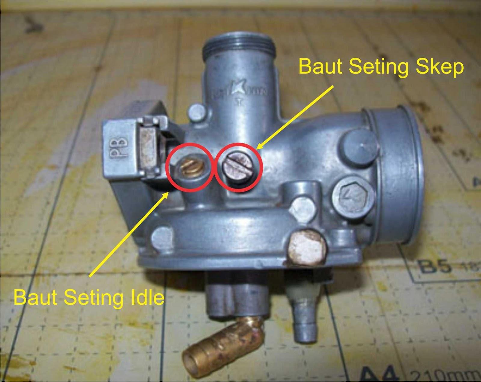Konverter Kit Lpg Untuk Sepeda Motor Mengatur Putaran Idle Pada ...