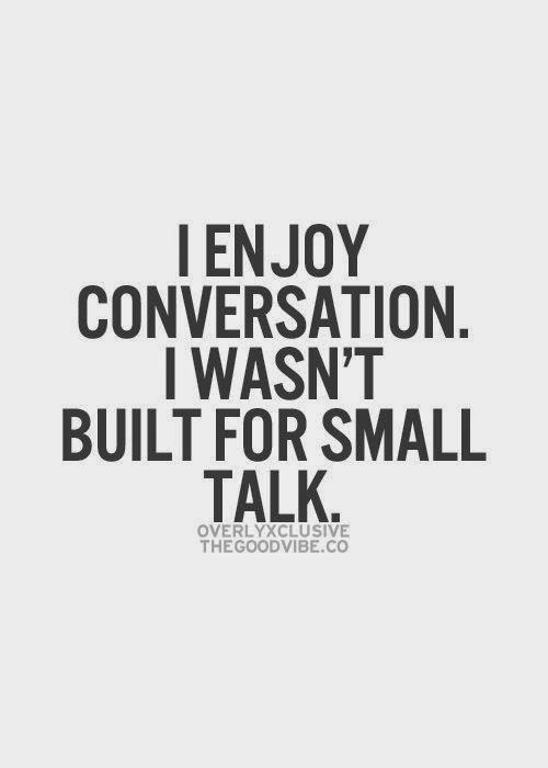 Small talk alebo ako úspešne viesť nezáväznú spoločenskú konverzáciu