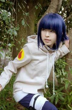 Cosplay Hinata Hyuga paling cute