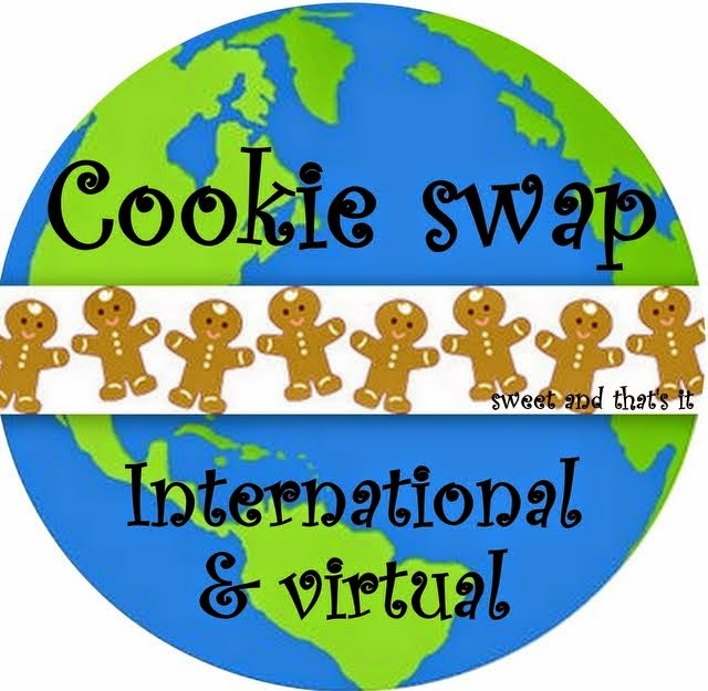 International and Virtual COOKIE SWAP * SCAMBIO DEL BISCOTTO Virtuale e Internazionale