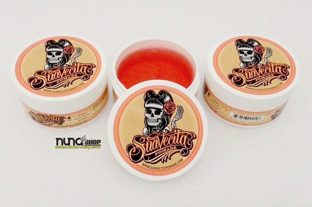 Suavecita Water Based Ladies Pomade