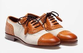 Massimo Dutti mujer primavera verano 2014 zapatos