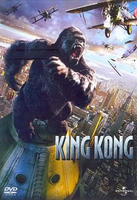 Filme King Kong Dublado AVI DVDRip