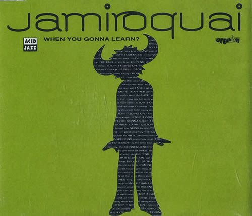 Jamiroquai - When You Gonna Learn - traduzione testo video download