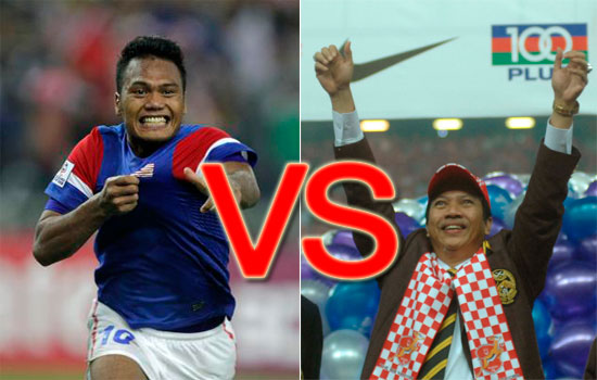 Safee Sali VS Tan Sri Annuar Musa - Apa Gaduh-Gaduh Ni?