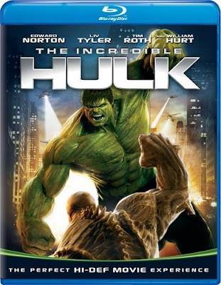 The Incredible Hulk (2008) BRRip 720p 600MB Mediafire