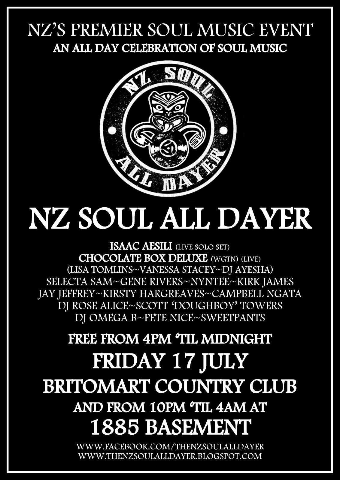 NZ Soul All Dayer #8