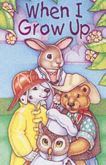 thumb grow up lg My Fairytale Personalized Book/DVD/CD Review and Giveaway (Put your child in their own book or favorite show)