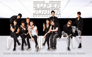 Profil Super Junior - Biodata Super Junior (Foto SuJu/SJ)