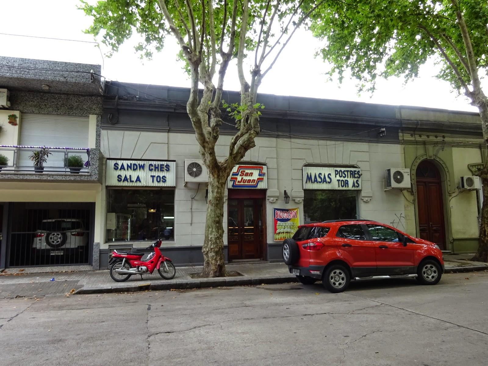 Confitería y Rotisería San Juan en Durazno