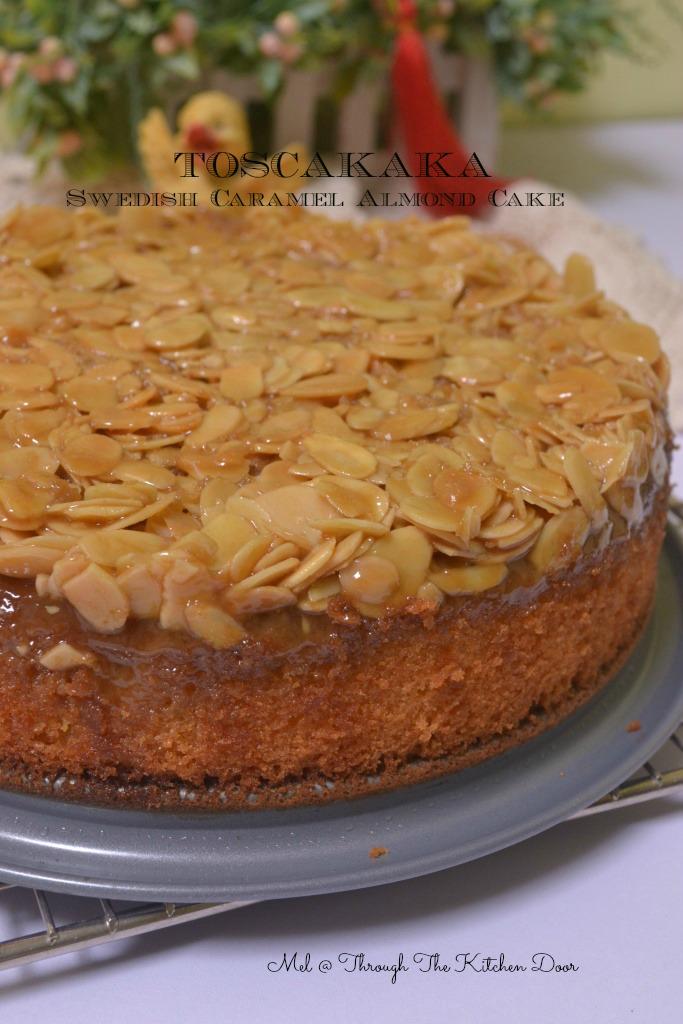 Kumquat Butter Cake