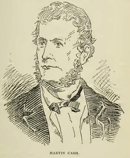 Martin Cash bushranger