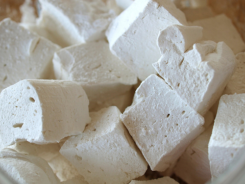 Vegetarian Marshmallow Recipe