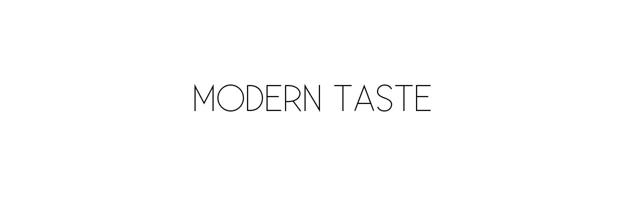 Modern Taste - fotografia kulinarna i przepisy