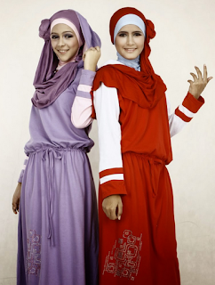 Contoh Busana Muslim Remaja