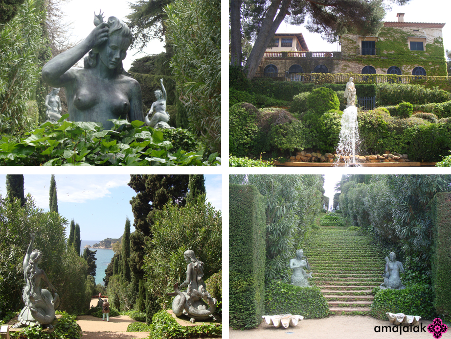 Mi mundo amajaiak jardines de santa clotilde for Jardines de santa clotilde