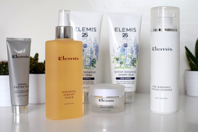 Elemis British Botanicals Face & Body Experience