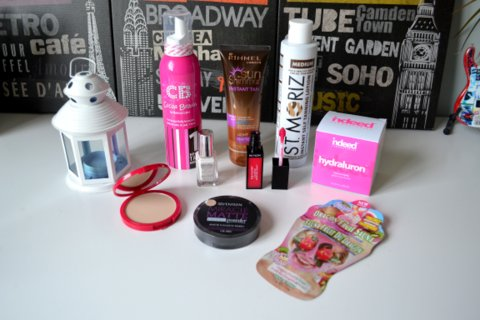 Beauty Haul | Revlon, Bourjois, Rimmel, Cocoa Brown etc.