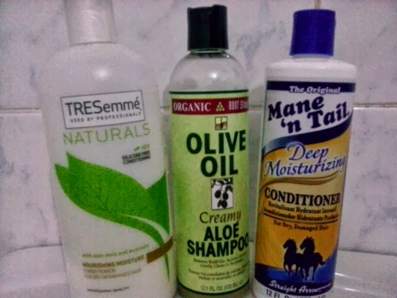 Naturally Divine Healthy Hair Journey Deep Conditioning Day Under
