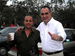 Visita a mis amigos los Nungaray 2012