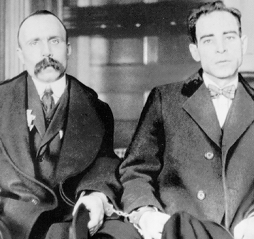 the sacco and vanzetti case The case against vanzetti was a bit thinner, focusing mainly on similarities between vanzetti's gun and the gun berardelli was thought to be carrying on the 15th, and falsehoods told by vanzetti in interviews following his arrest.