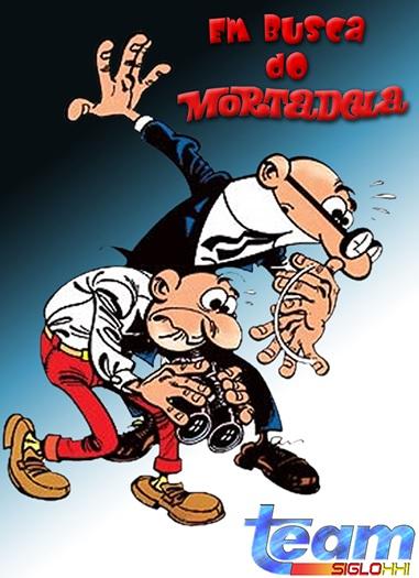 Em Busca do Mortadela (download)
