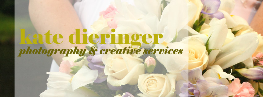 kate dieringer - photography & creative services