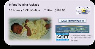 Infant Care Training  10 hour  1.0 CEU